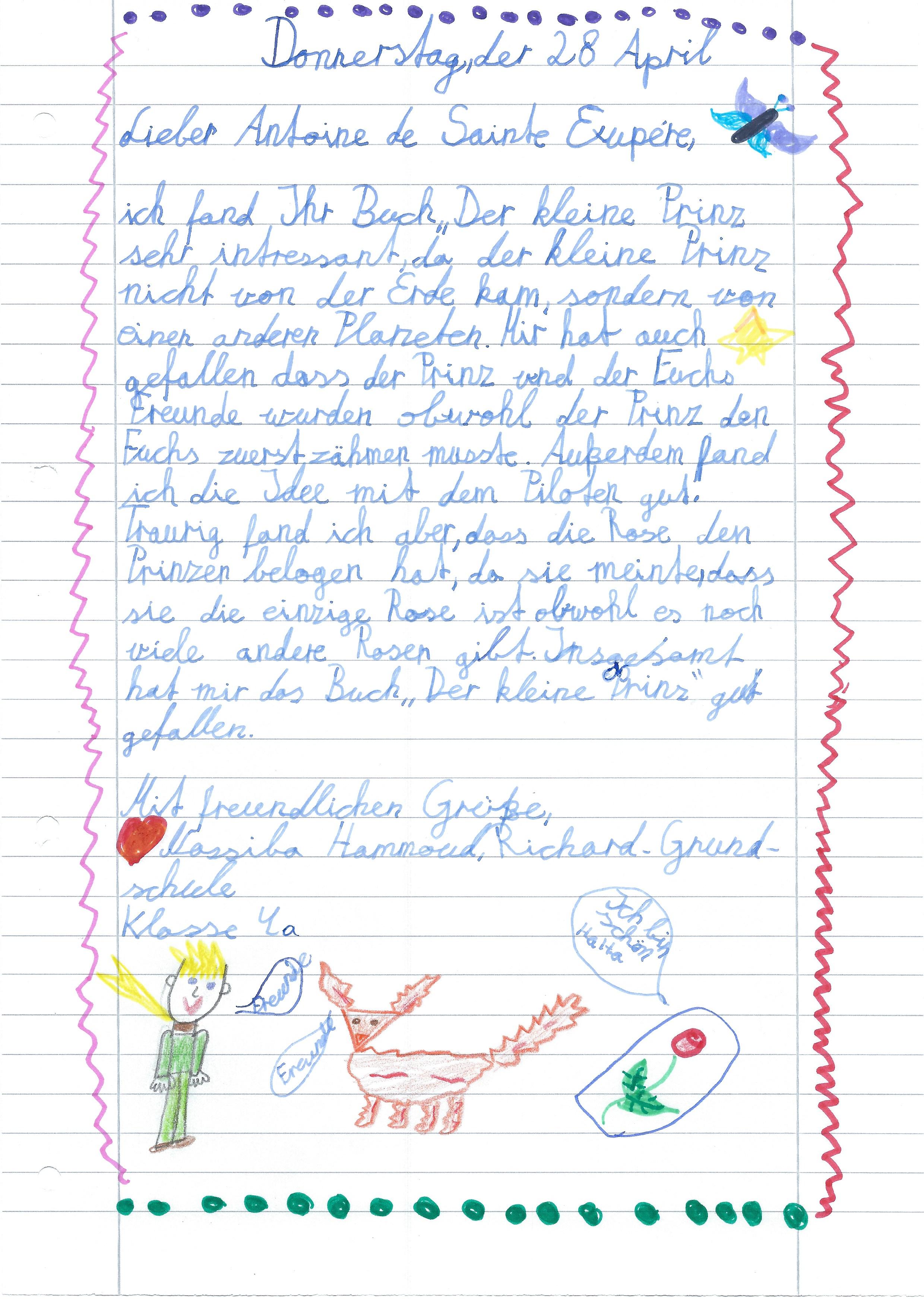 Brief Schreiben Für Schule Kündigungsschreiben Girokonto Kündigen